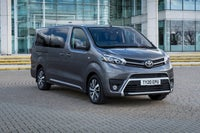 Toyota Proace Verso Front Side View
