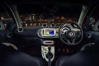 Smart Fortwo Front Interior