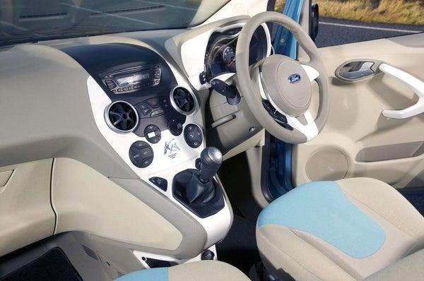 Ford Ka Interior Side