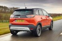 Vauxhall Crossland 2020 rear