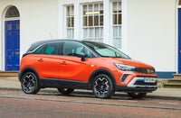 Vauxhall Crossland 2020 parked