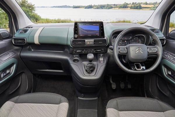 Citroen Berlingo MPV Interior