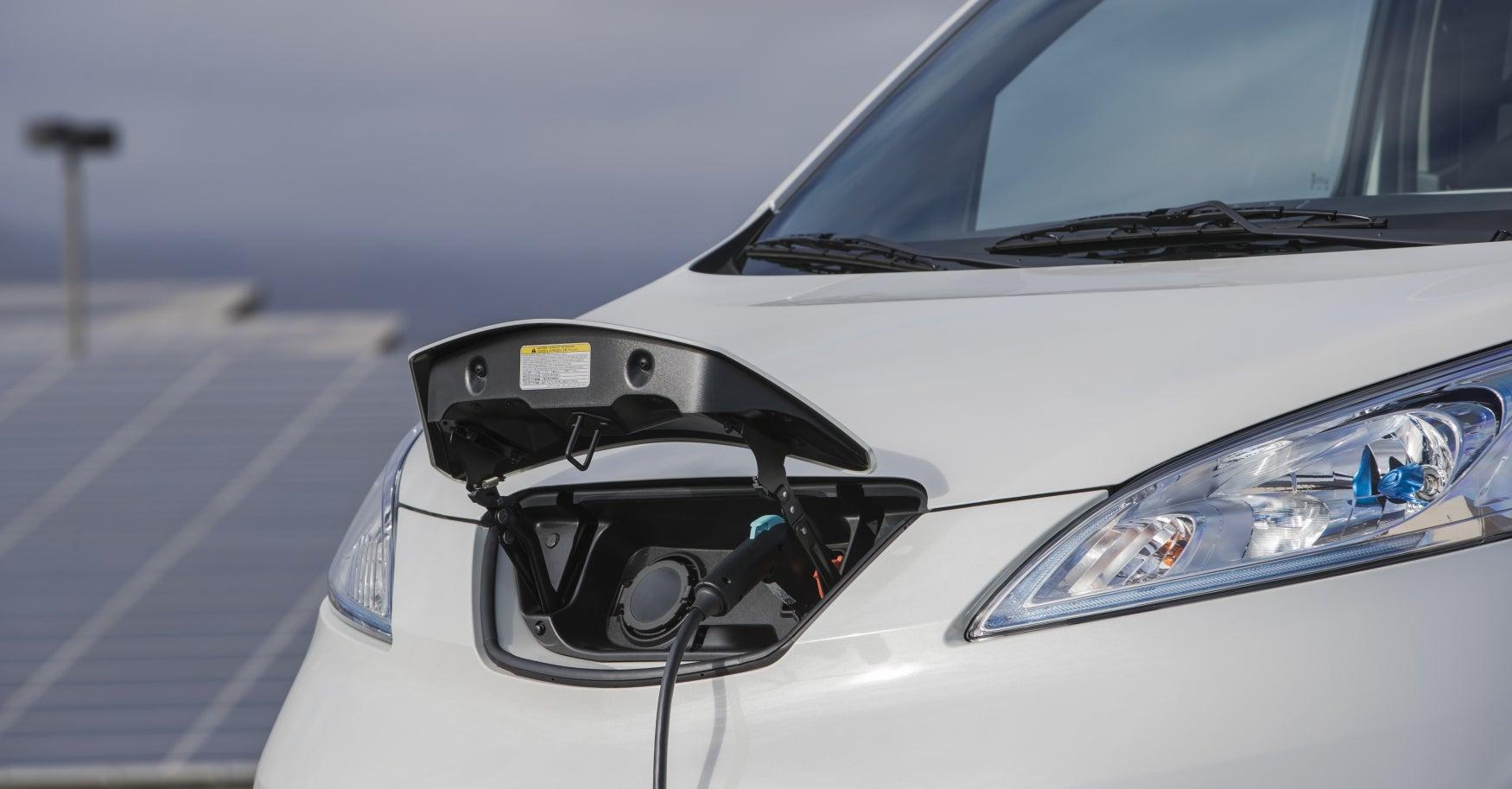 Electric car jump start