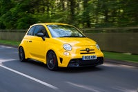 Abarth 695 Driving Front