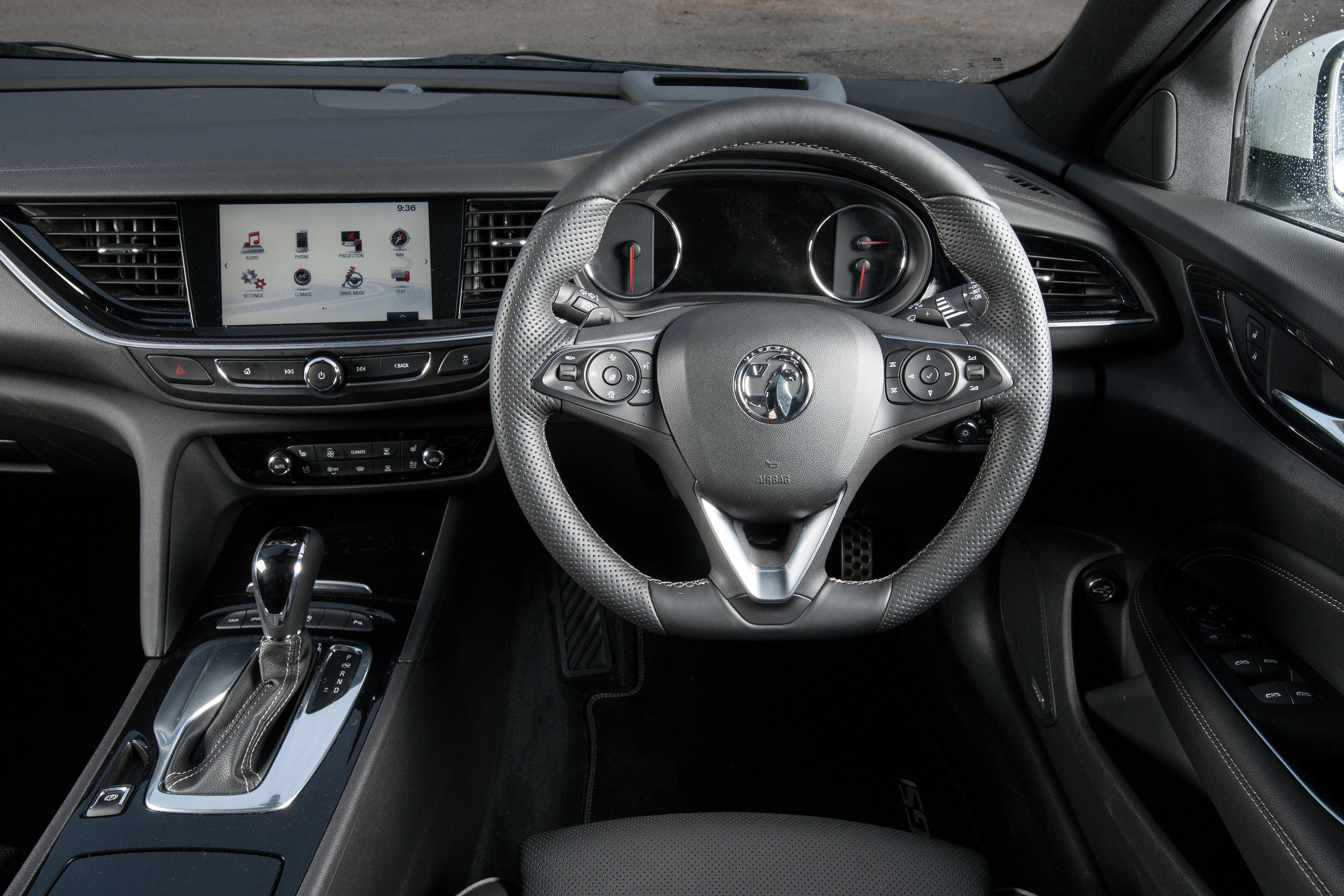 Vauxhall Insignia Grand Sport Driver's Seat