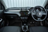 Suzuki Swift Front Interior