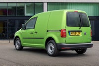 Volkswagen Caddy Rear Side View