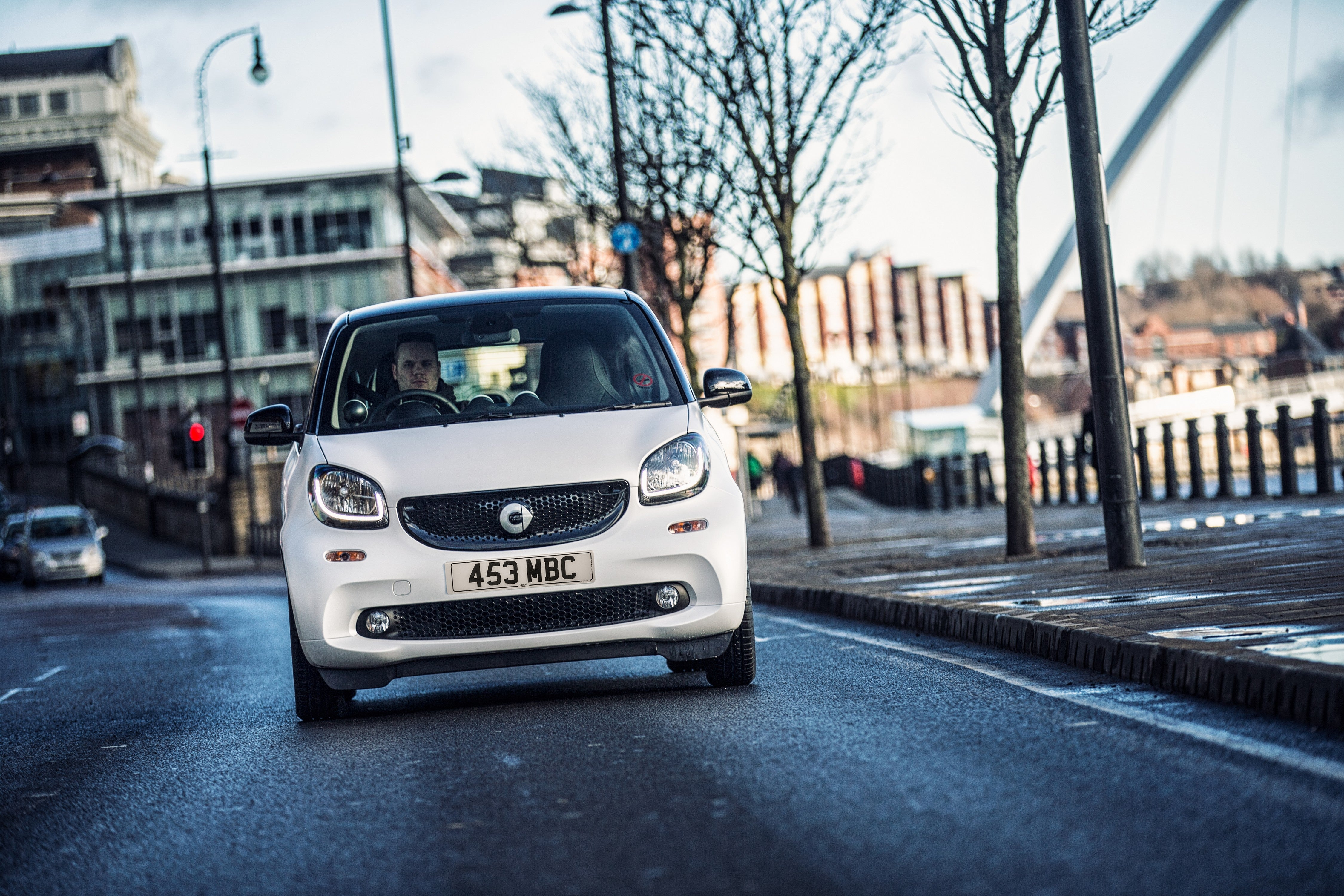 Smart Fortwo Front View