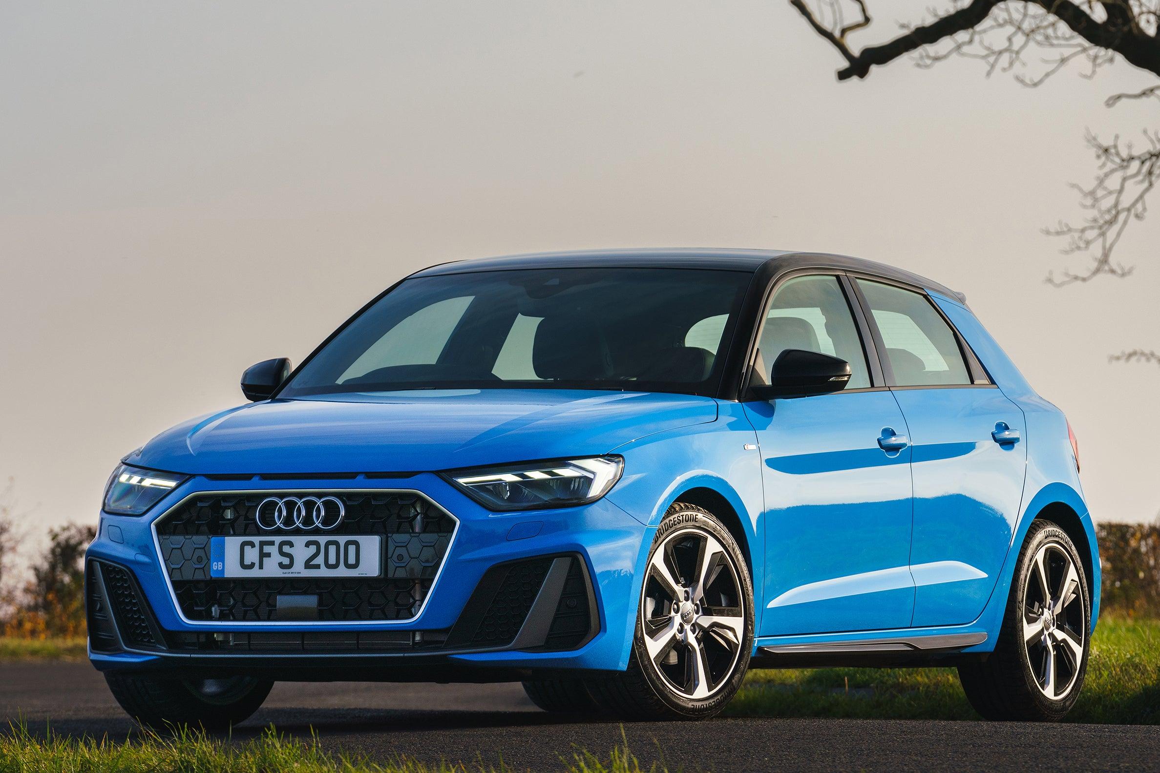 Audi A1 Review 2021 Exterior Front