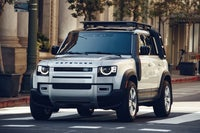 Land Rover Defender 110  frontleft exterior