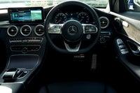 Mercedes C-Class front interior