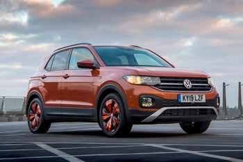 Picture of Volkswagen T Cross