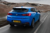 BMW X2 Review 2021 Back