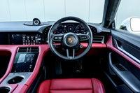 Porsche Taycan Front Interior