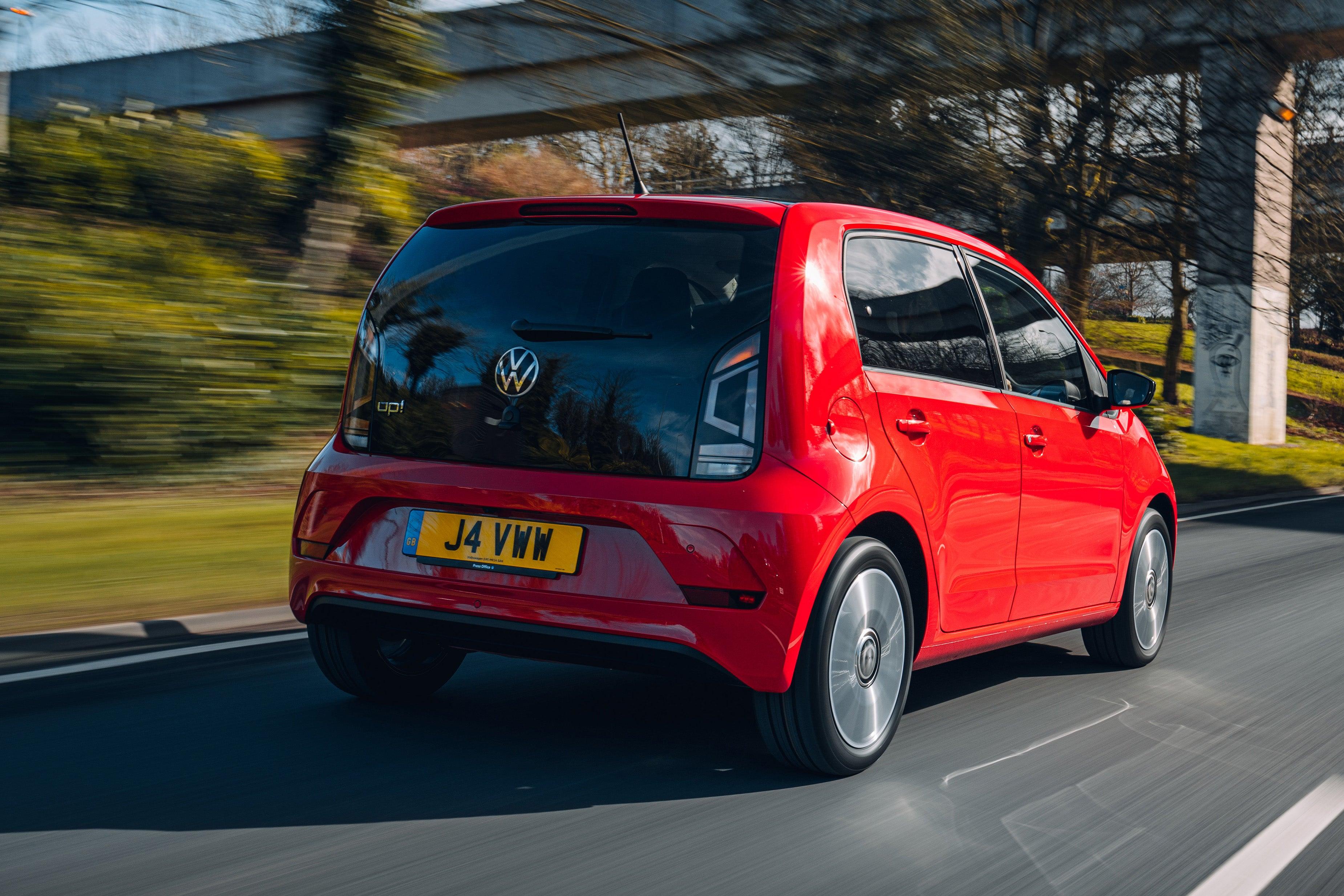 Volkswagen Up Rear View