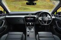 Volkswagen Passat Front Interior