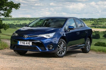 Picture of Toyota Avensis