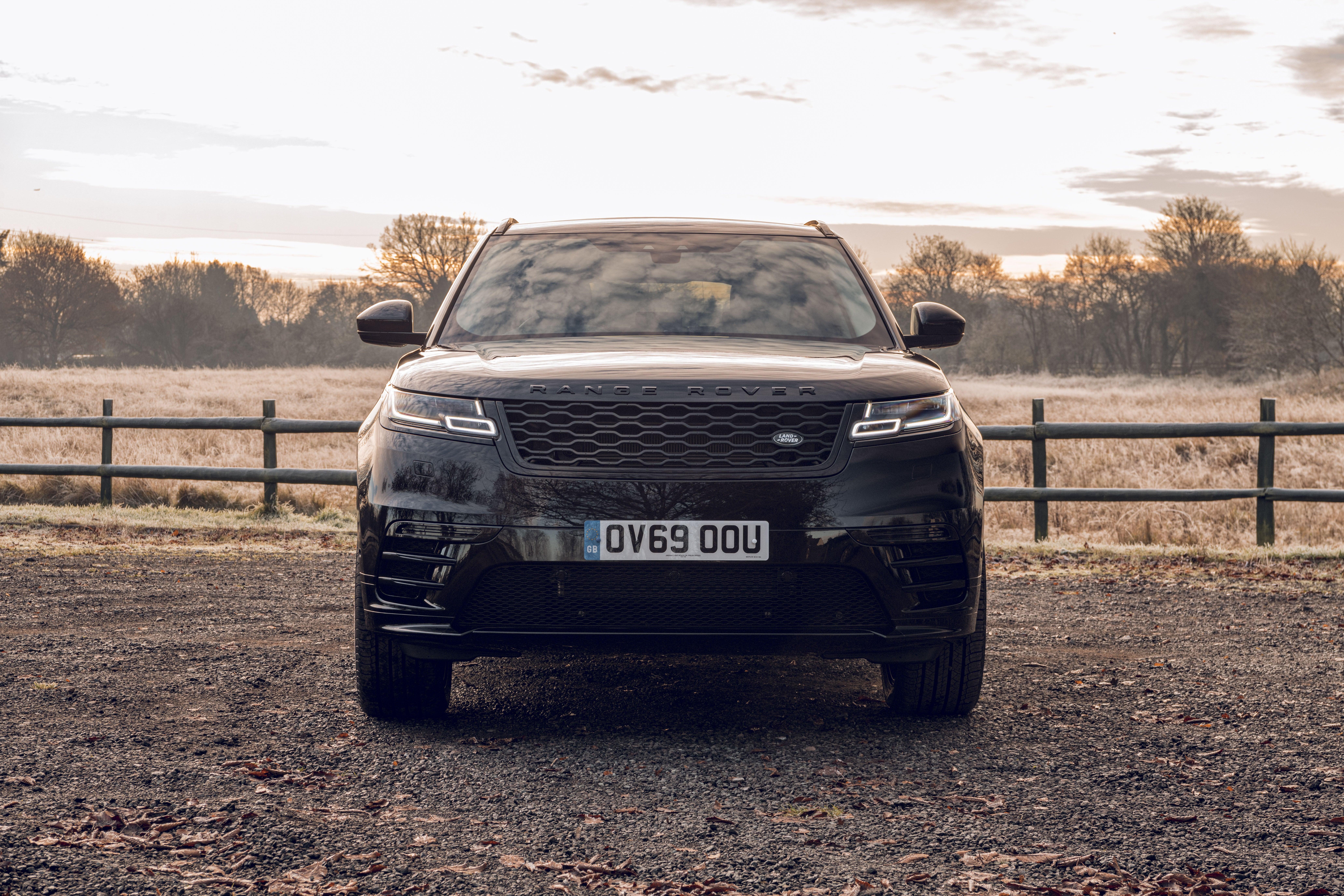 Range Rover Velar front exterior