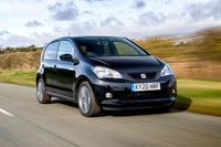 SEAT Mii Electric Review 2021 Front View