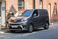 Toyota Proace Front Side View