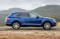 Bentley Bentayga Driving Side