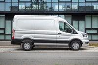 Ford Transit 2020 profile