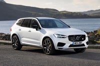 Volvo XC60 Front Side View