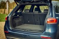 Mercedes B-Class 2019 bootspace