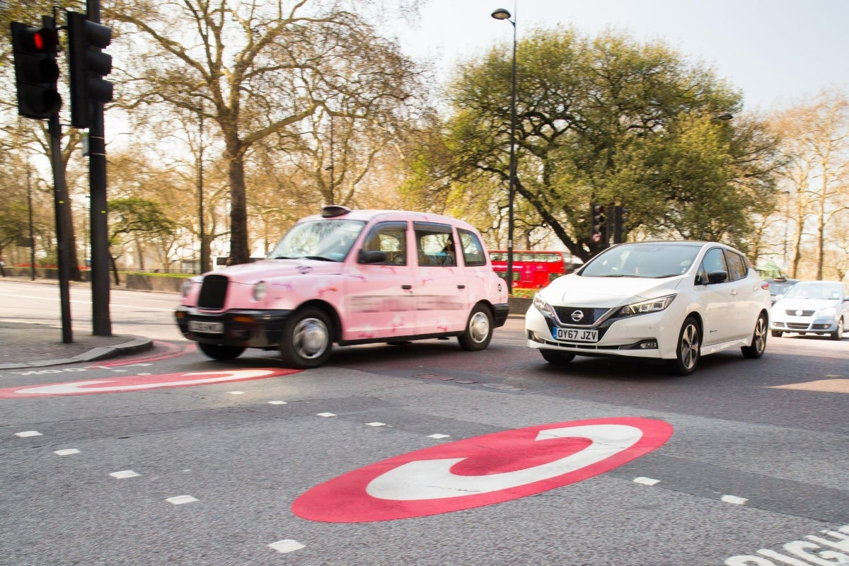 Drivers hit with £130m in unpaid Congestion Charge fines in London