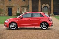 Audi A1 Sportback Exterior Side