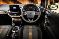 Ford Fiesta Active interior