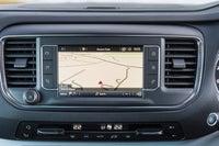Toyota Proace Verso Built-in Sat Nav