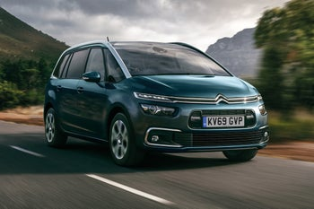 Picture of Citroen Grand C4 Spacetourer