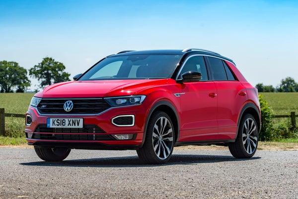 Volkswagen T-Roc Front View