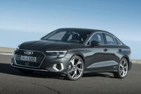 Audi A3 Saloon front