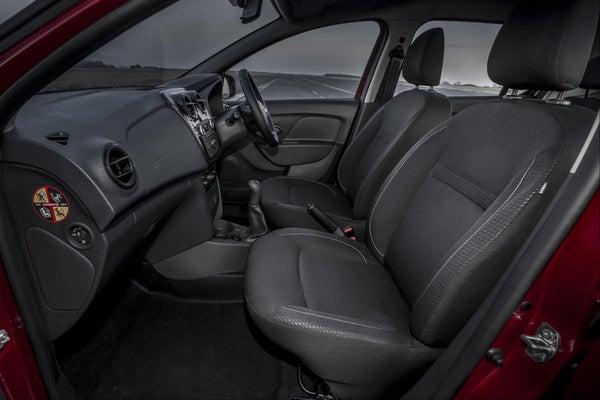 Dacia Sandero Interior Side