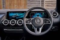 Mercedes B-Class 2019 front interior
