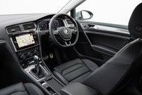 Volkswagen Golf Alltrack Front Interior