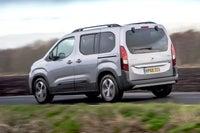 Peugeot Rifter rear driving