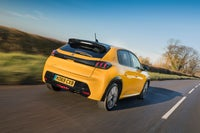 Peugeot 208 Review 2021 Back View