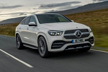 Picture of Mercedes-Benz GLE Coupe