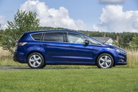 Ford S-MAX Side