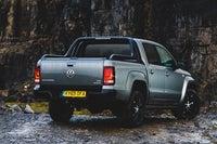 Volkswagen Amarok Rear Side View