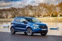 Ford Ecosport Exterior
