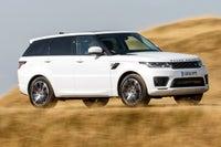Range Rover Sport frontright exterior