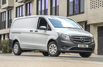 Picture of Mercedes-Benz Vito