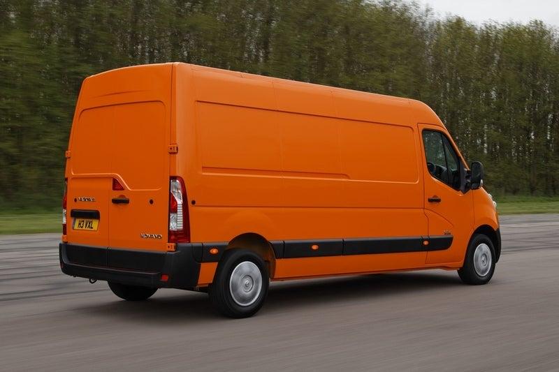 Vauxhall Movano