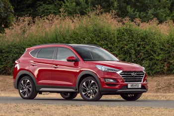 Picture of Hyundai Tucson