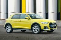 Audi A1 Citycarver Exterior Front