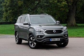 Picture of Ssangyong Rexton